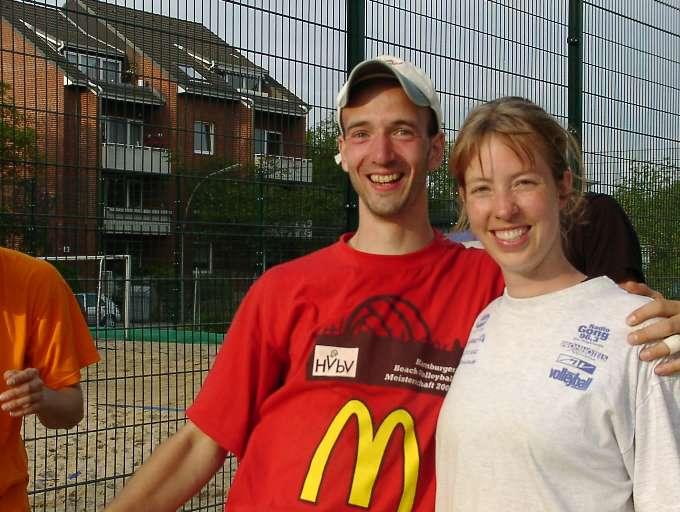 Katharina und Michael Friedrich 2002