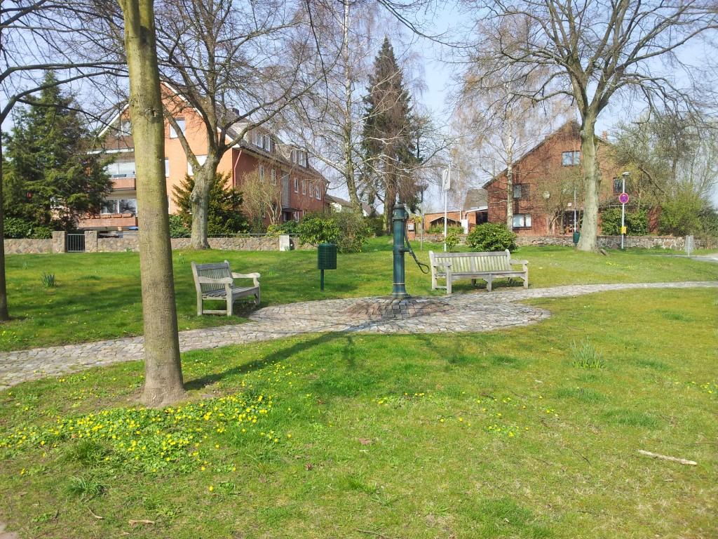 Dorfplatz Escheburg