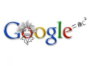 Einstein Google Doodle
