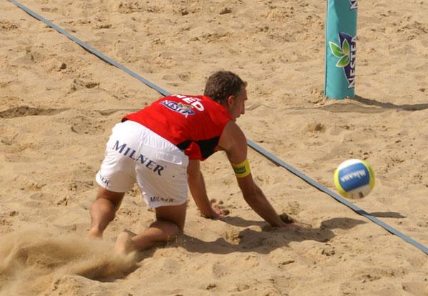 Ab jetzt für Beachvolleyball-Turniere in Hamburg anmelden!