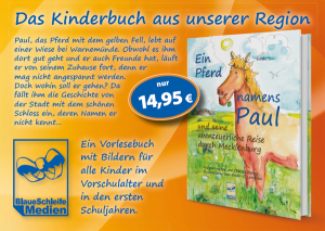Ein Pferd namens Paul - Kinderbuch