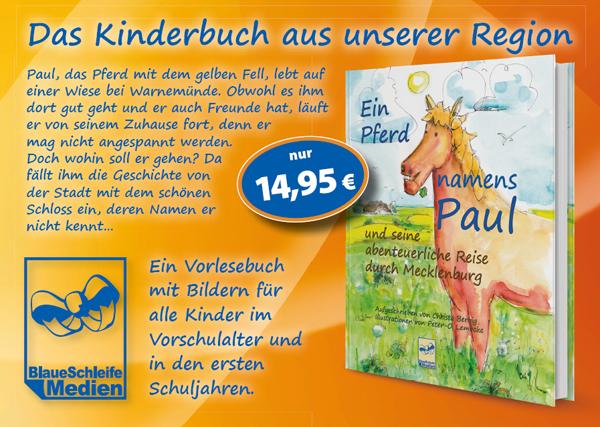 Ein Pferd namens Paul – das Kinderbuch