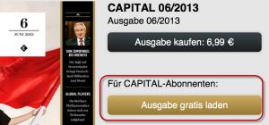 Capital App
