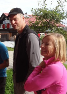 Axel und Silvia