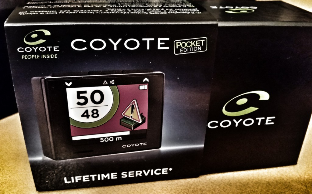 Unboxing Coyote Pocket Edition