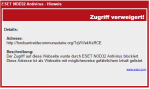 """Virus-Warnung: """"Statusreport Ihrer Sendung 7211776570"""""""