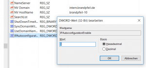 ipautoconfigurationenable